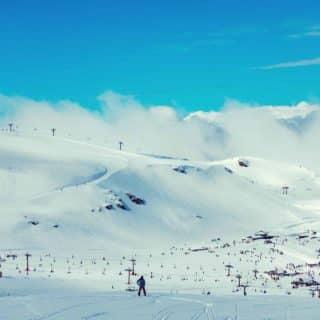 Protocolo para disfrutar de las pistas de nieve durante la covid-19