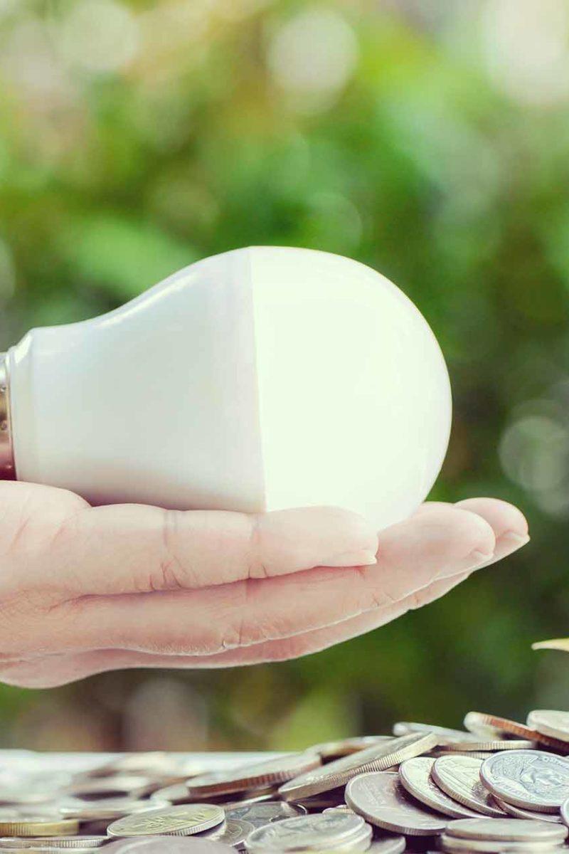 Hábitos de ahorro energético en casa