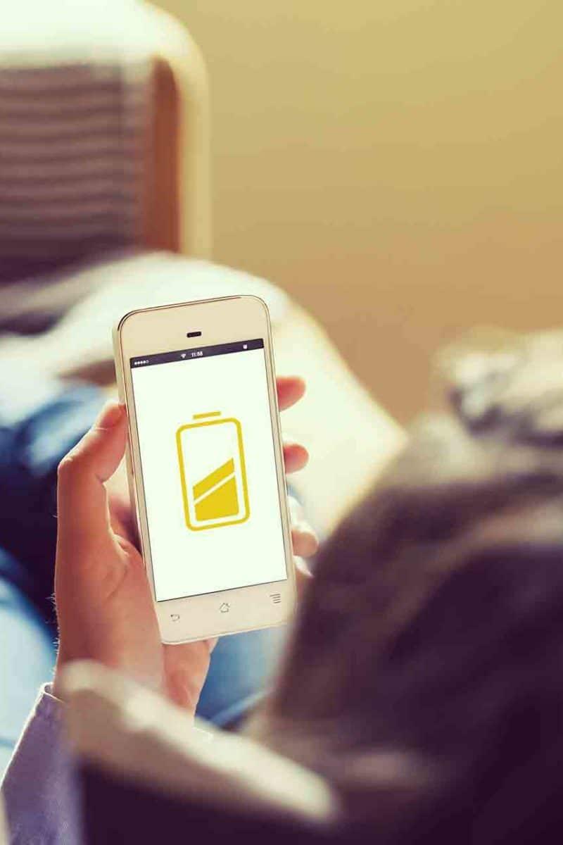 Ahorra energía en tu smartphone iOS y android