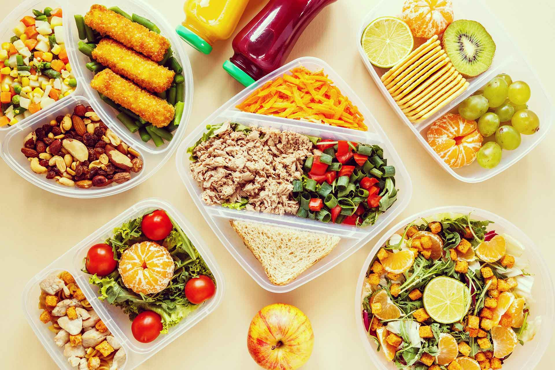 """El """"Batch cooking"""": ahorra tiempo y dinero en tu menú semanal"""
