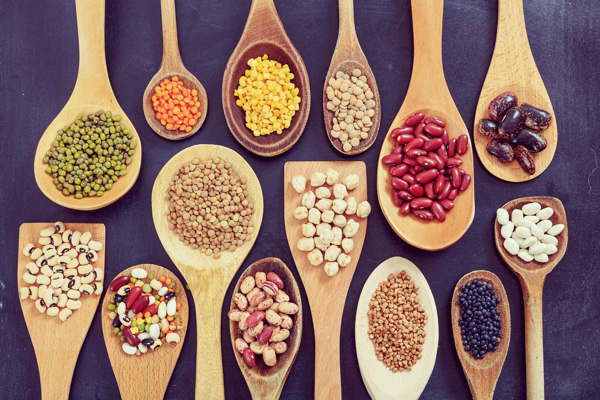 Castilla-La Mancha, la región puntera en el cultivo ecológico de legumbres y cereales en España