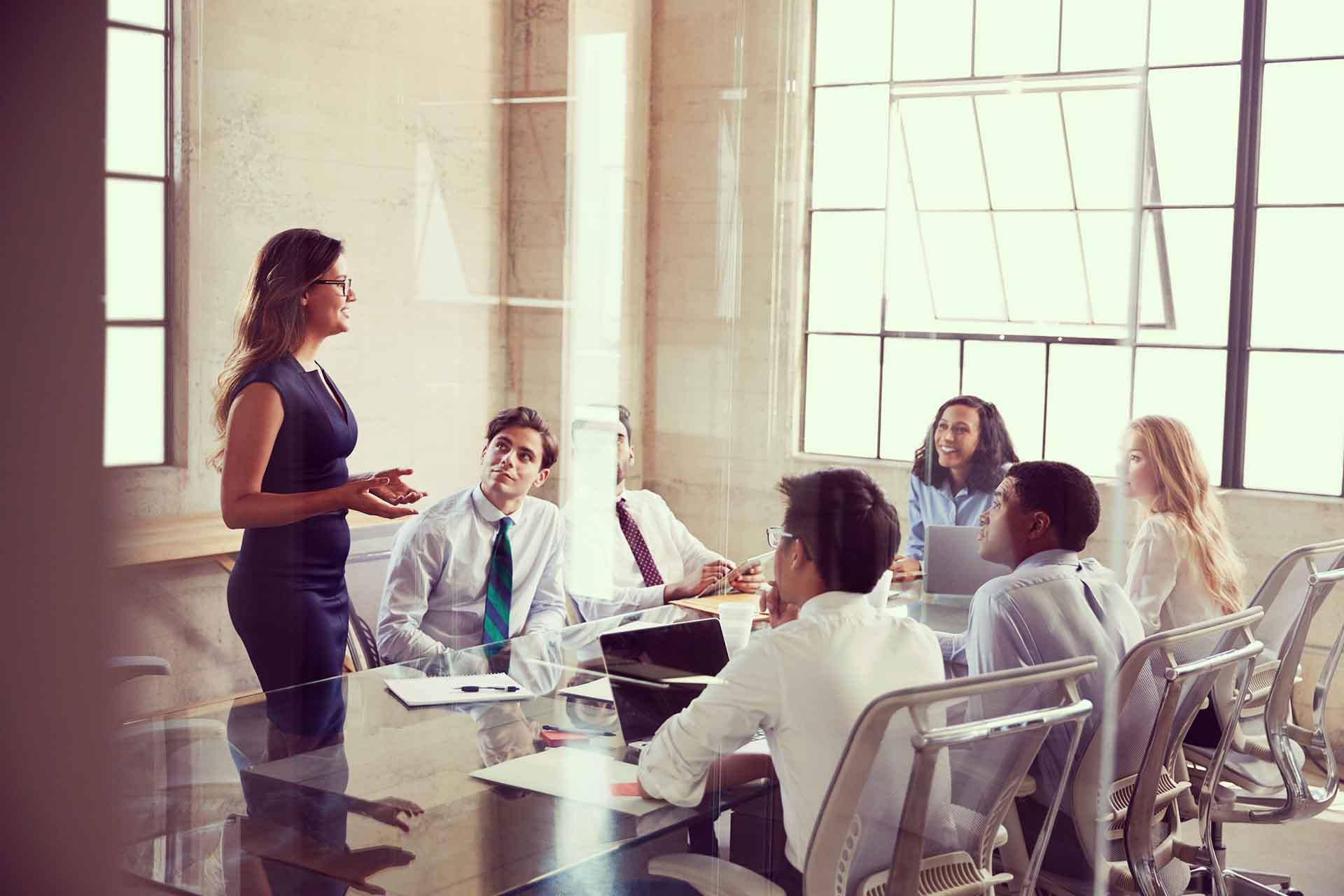 Conviértete en un líder empresarial con estos cuatro valores
