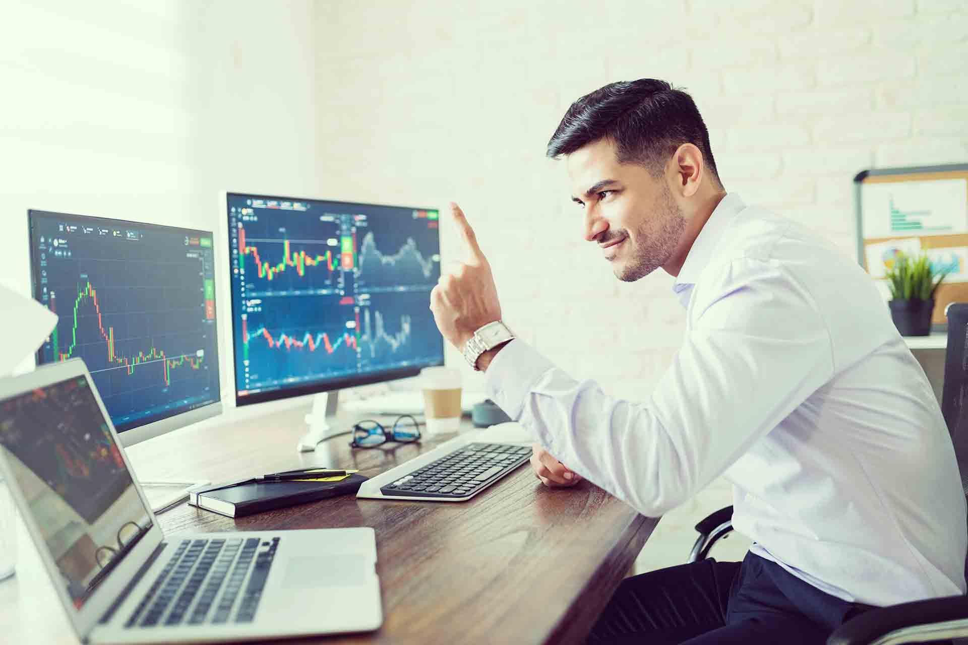 """Aprende a invertir desde casa con el """"trading"""""""