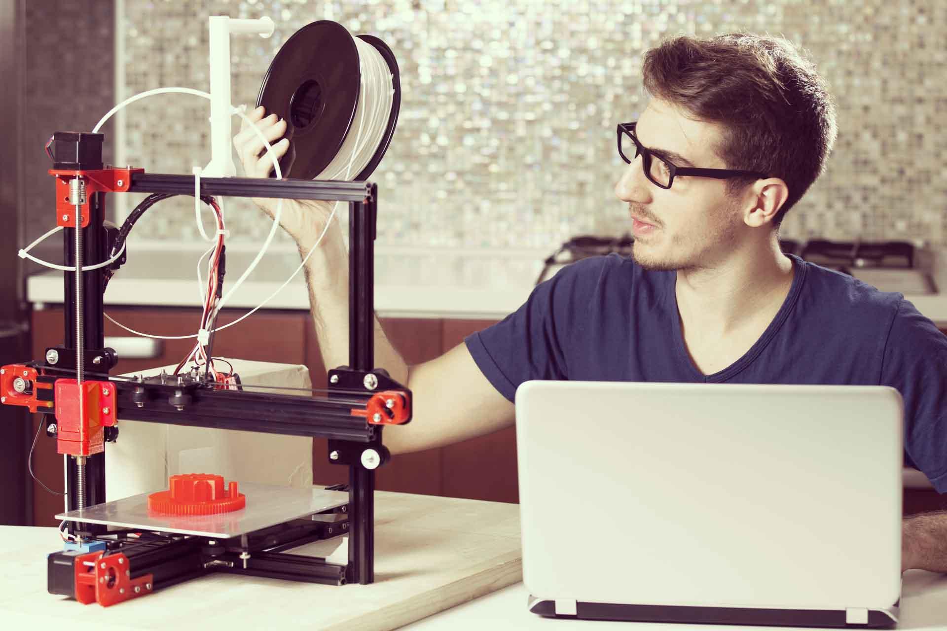 6 proyectos increíbles de la impresión 3D para hacer en casa