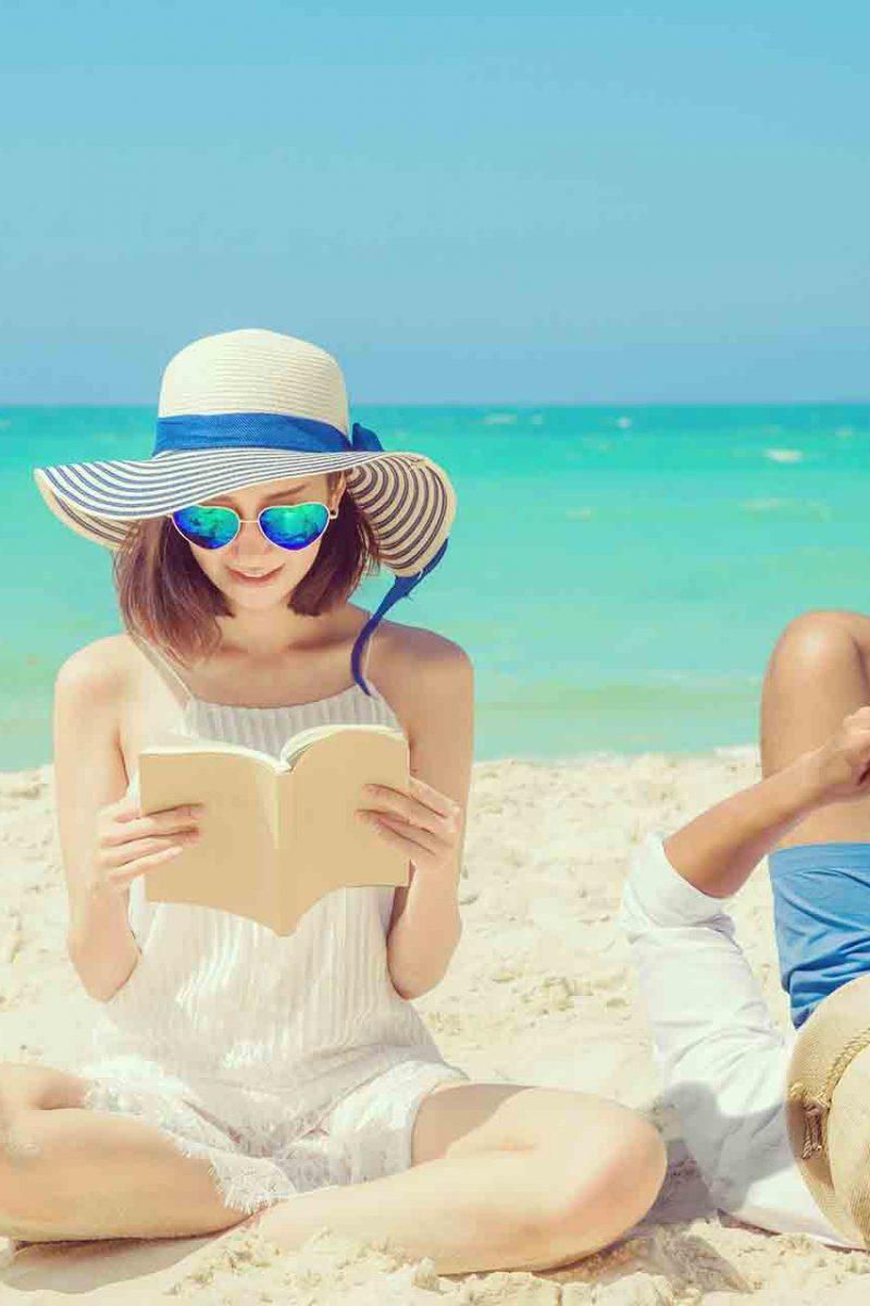 5 libros para ahorrar. Estas vacaciones, disfruta la lectura