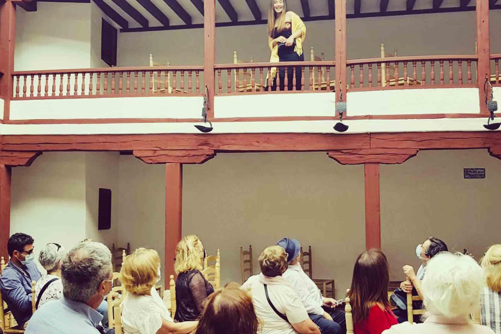 Descubre los espacios del Festival de Almagro con el Tour Almagro de Globalcaja