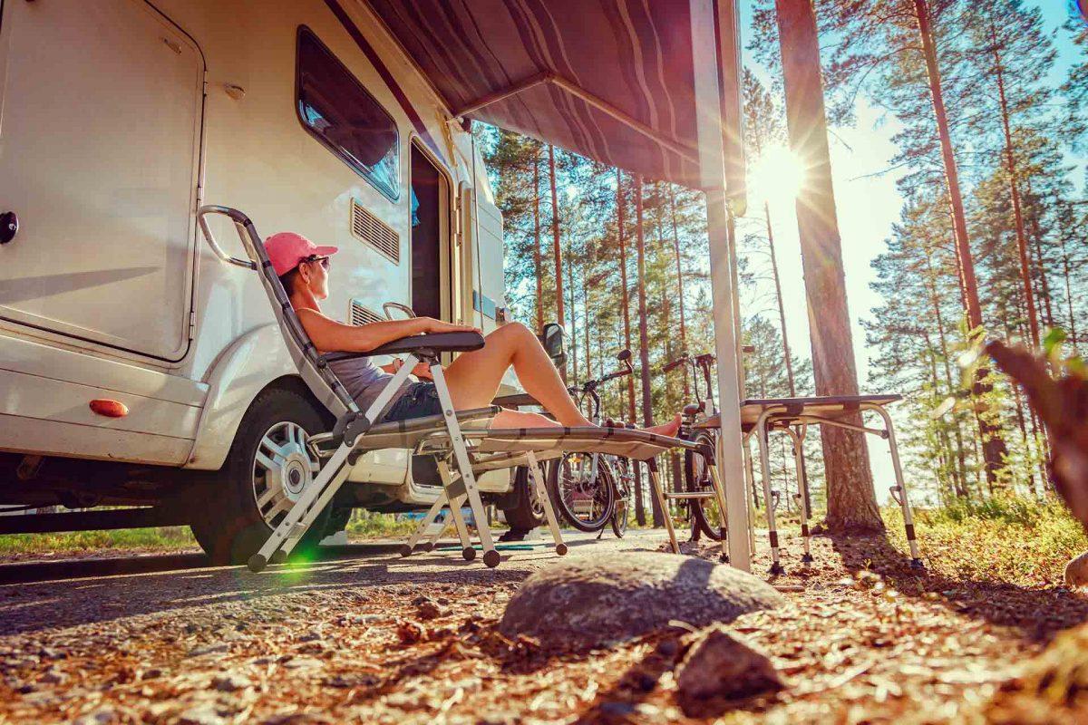 ¿Viajas en autocaravana? Ahorra en tus viajes veraniegos