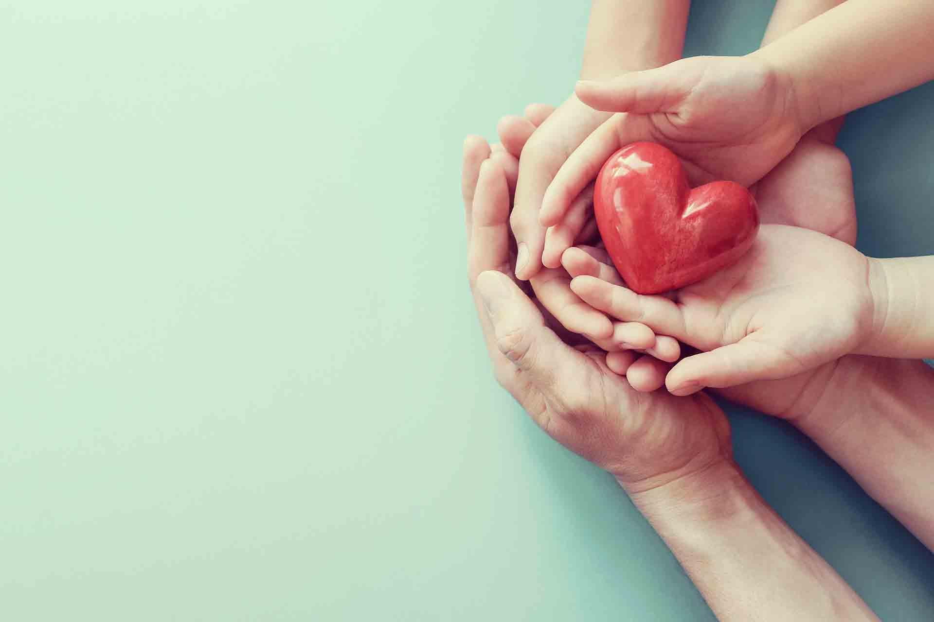 Consejos para que tengas una vida sana y un corazón fuerte